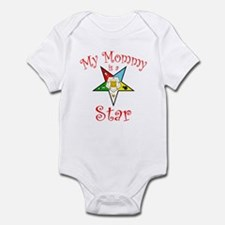 My Mommy's A Star Infant Bodysuit