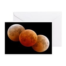 Lunar Eclipse Greeting Cards (Pk of 10)