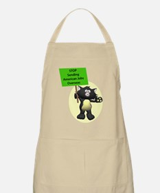 Outsourcing BBQ Apron