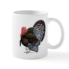 Brown Tom Turkey Mug