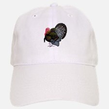 Brown Tom Turkey Baseball Baseball Cap