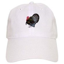 Brown Tom Turkey Baseball Cap