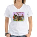 Gotta Love Poultry Women's V-Neck T-Shirt