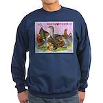 Gotta Love Poultry Sweatshirt (dark)