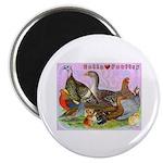 Gotta Love Poultry Magnet