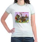 Gotta Love Poultry Jr. Ringer T-Shirt