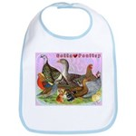 Gotta Love Poultry Bib