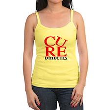 Red Cure Ladies Top