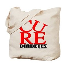 Red Cure Tote Bag