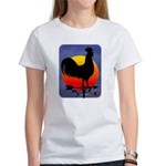 Sunrise Rooster Women's T-Shirt