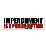 Impeachment Bumper Sticker (10 pk)