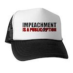 Impeachment Trucker Hat