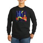 Chicago Worlds Fair Long Sleeve Dark T-Shirt