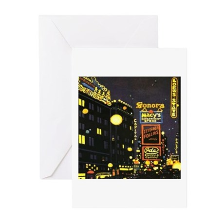 Broadway Greeting Cards (Pk of 10)