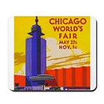 Chicago Worlds Fair Mousepad