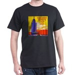 Chicago Worlds Fair Dark T-Shirt