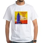Chicago Worlds Fair White T-Shirt