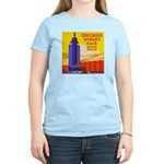 Chicago Worlds Fair Women's Light T-Shirt