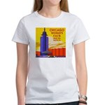 Chicago Worlds Fair Women's T-Shirt