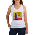 Chicago Worlds Fair Women's Tank Top