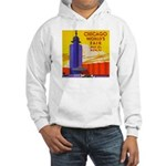 Chicago Worlds Fair Hooded Sweatshirt