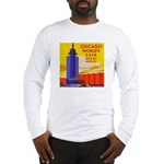 Chicago Worlds Fair Long Sleeve T-Shirt