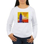 Chicago Worlds Fair Women's Long Sleeve T-Shirt