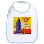 Chicago Worlds Fair Bib
