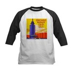 Chicago Worlds Fair Kids Baseball Jersey