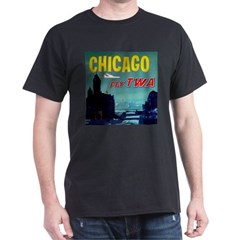 Chicago / TWA T-Shirt