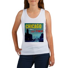 Chicago / TWA Women's Tank Top