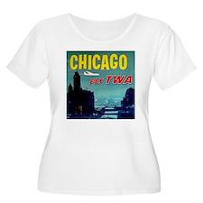 Chicago / TWA T-Shirt