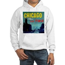 Chicago / TWA Hoodie