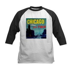 Chicago / TWA Tee