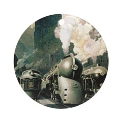New York Central Ornament (Round)