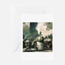New York Central Greeting Cards (Pk of 10)