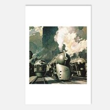 New York Central Postcards (Package of 8)