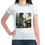 New York Central Jr. Ringer T-Shirt