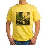 New York Central Yellow T-Shirt