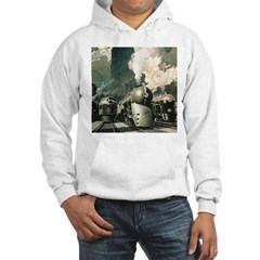 New York Central Hooded Sweatshirt
