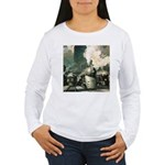 New York Central Women's Long Sleeve T-Shirt