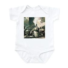 New York Central Infant Bodysuit