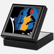 New York Jazz Keepsake Box