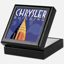 Chrysler Building Keepsake Box
