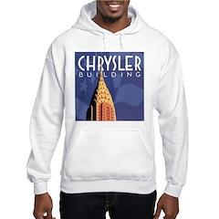 Chrysler Building Hoodie