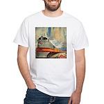 1937 Hiawatha White T-Shirt