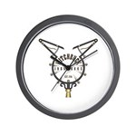 Witch Catcher Wall Clock