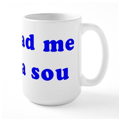 yia sou Large Mug