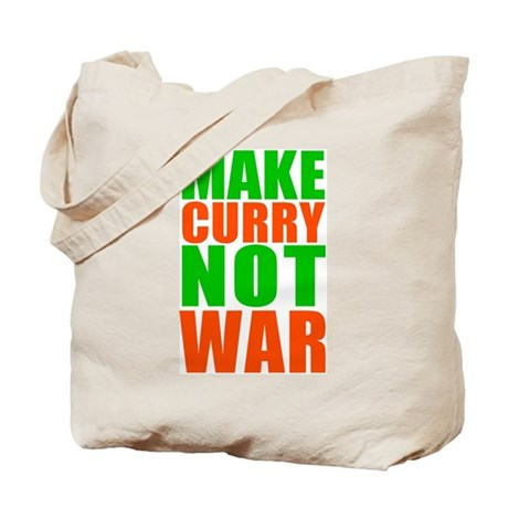 MAKE CURRY Tote Bag