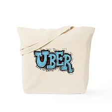 Uber Tote Bag